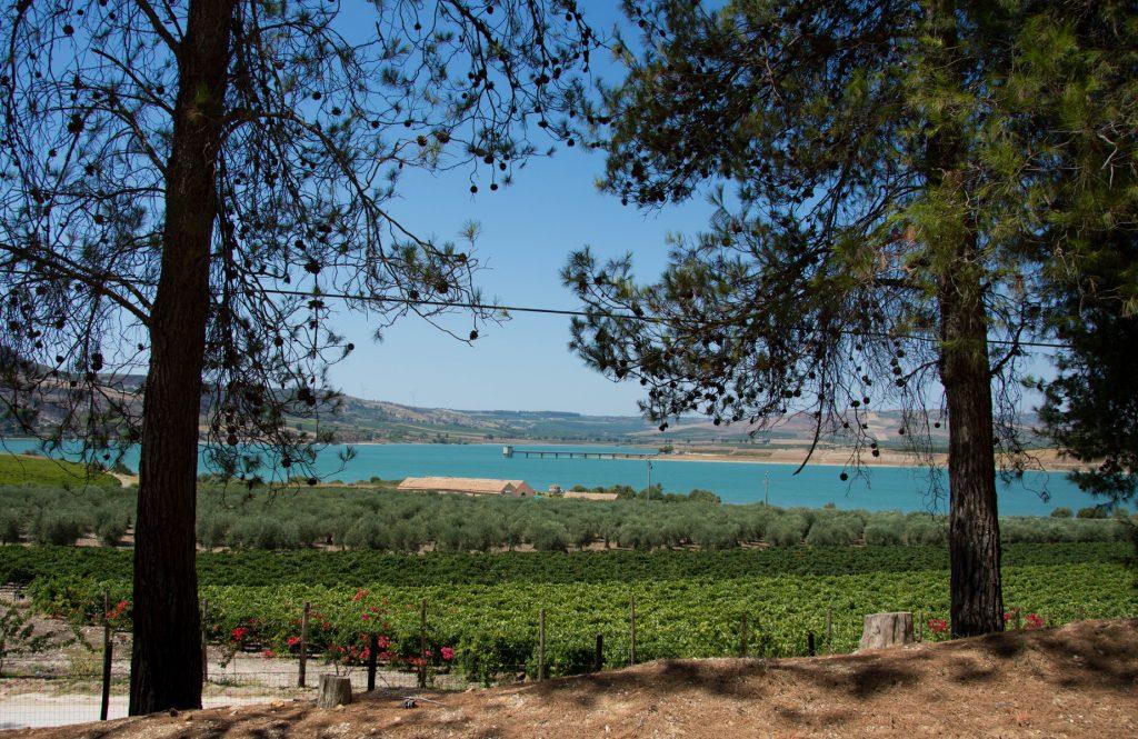 Lago Arancio