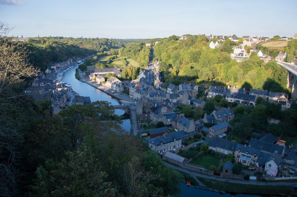 Dinan (Bretagna): il paese delle fiabe nel nord della Francia
