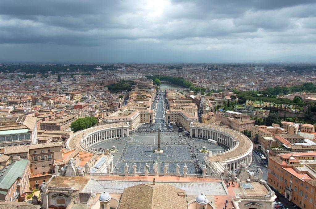 Città del Vaticano: lo stato dentro la città