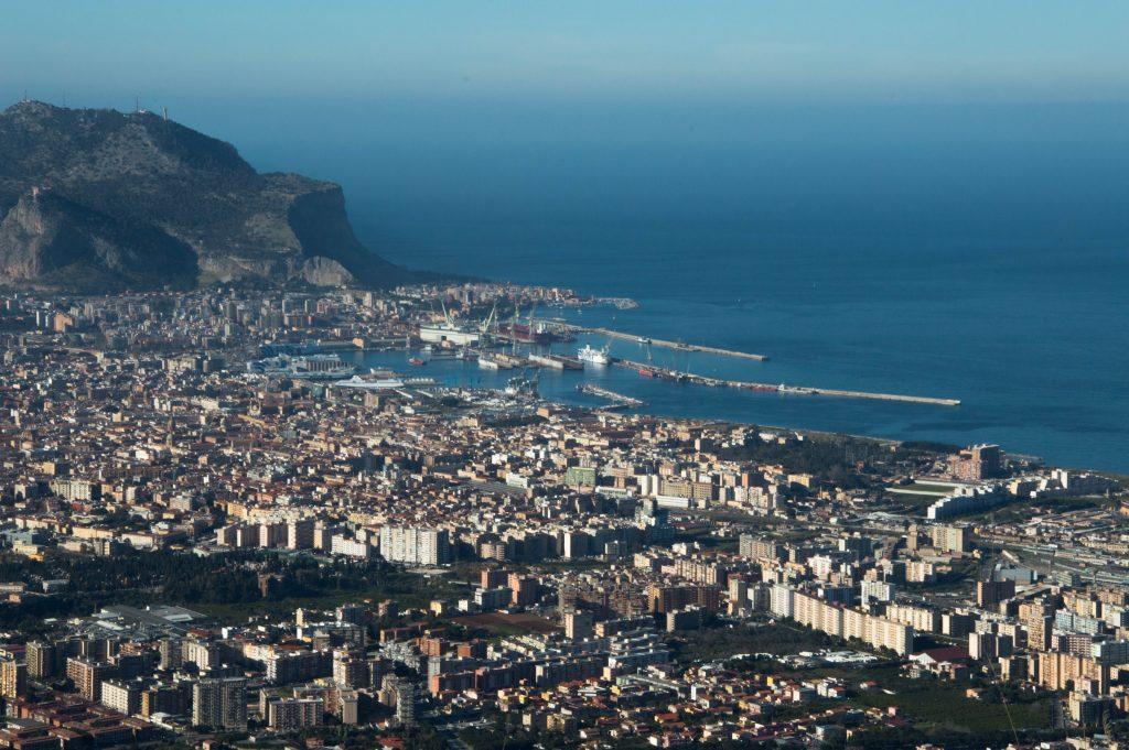 La mia Palermo: Palermo dall'alto