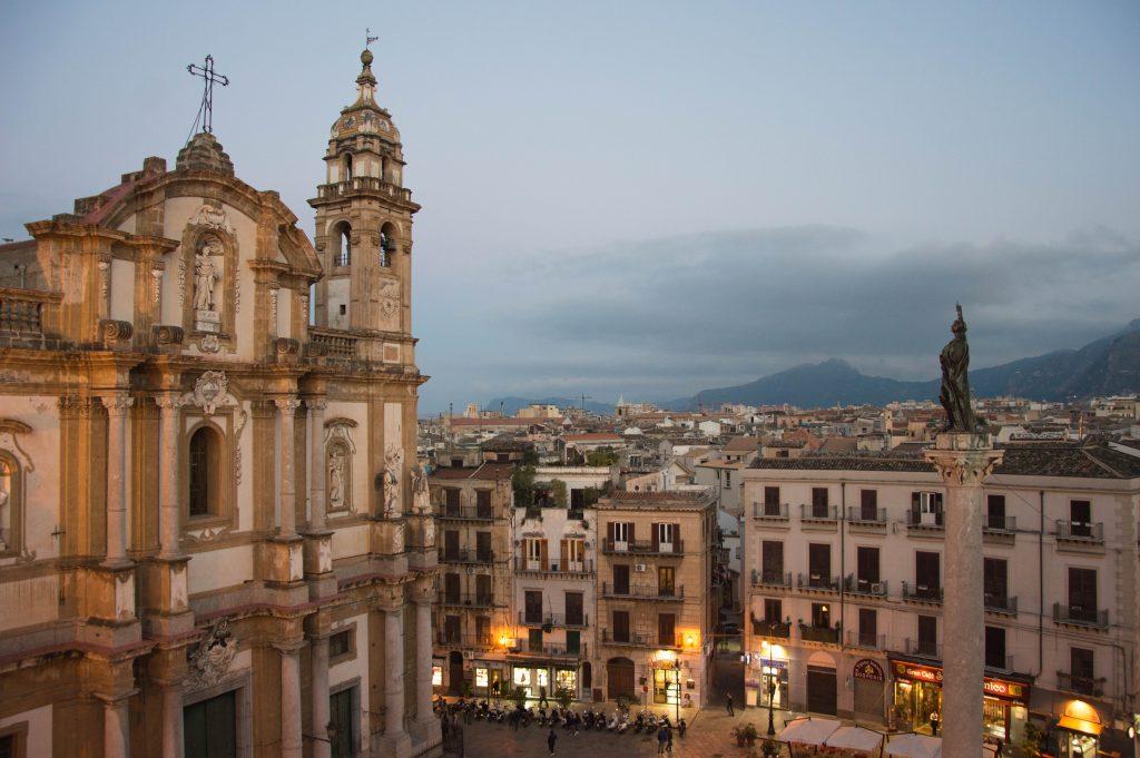La mia Palermo: Palermo dall\'alto