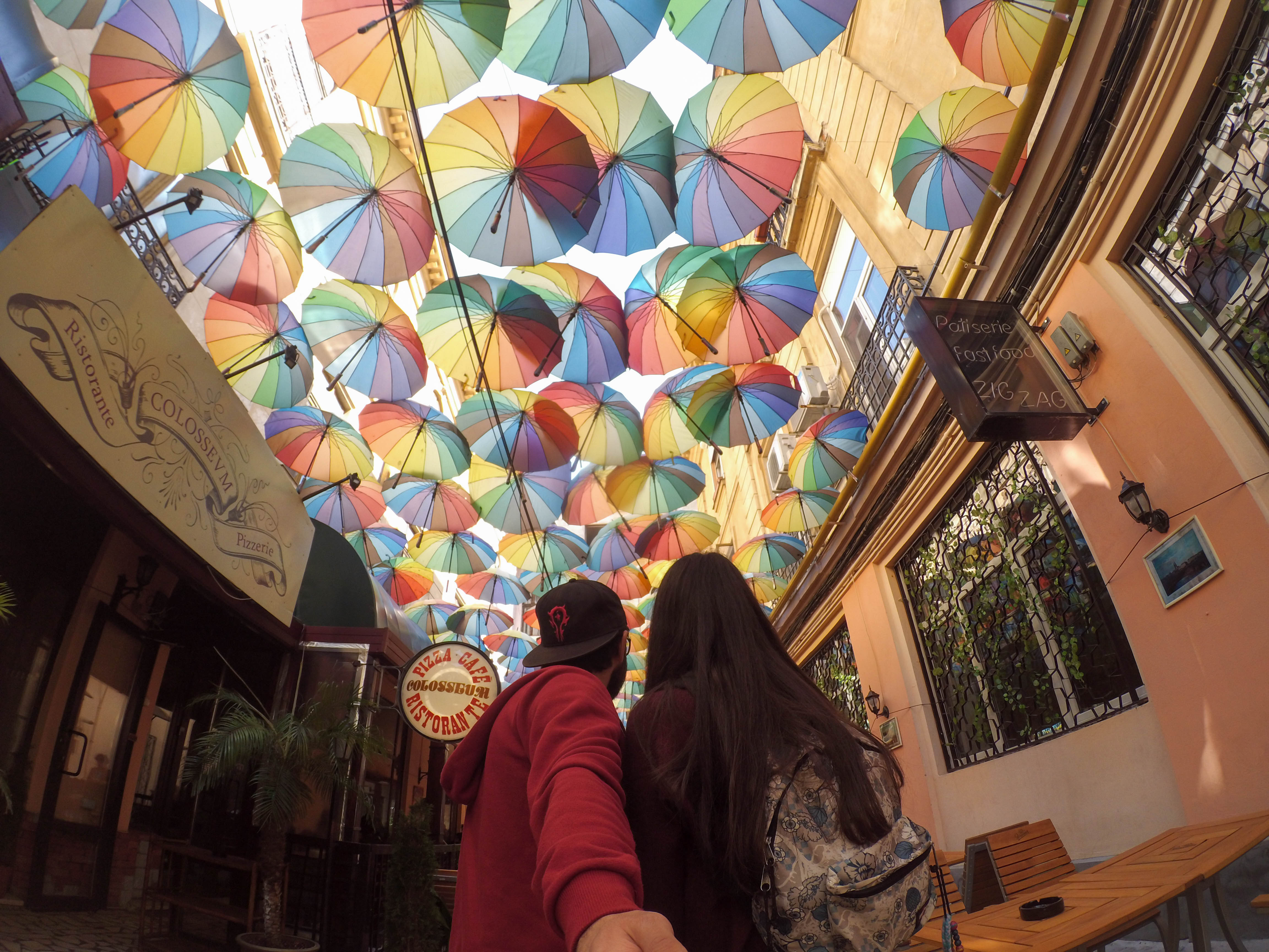 Ombrelli Bucarest