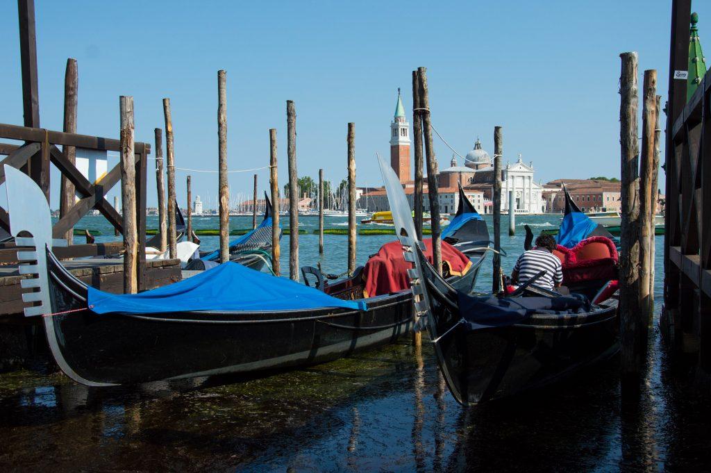 La prima volta a Venezia non si scorda mai