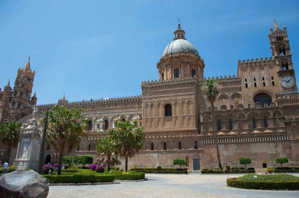 Palermo caput mundi