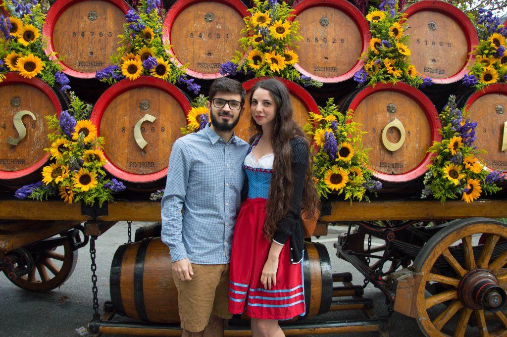 Oktoberfest 2018 a Monaco di Baviera