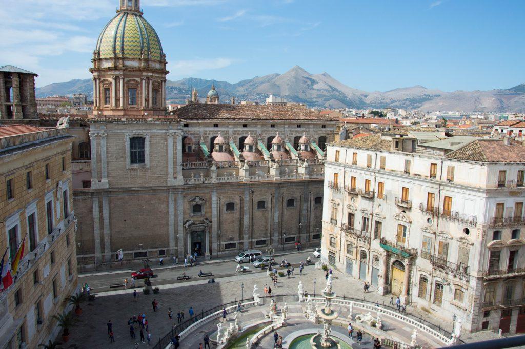 Tre giorni a Palermo – Itinerario a piedi
