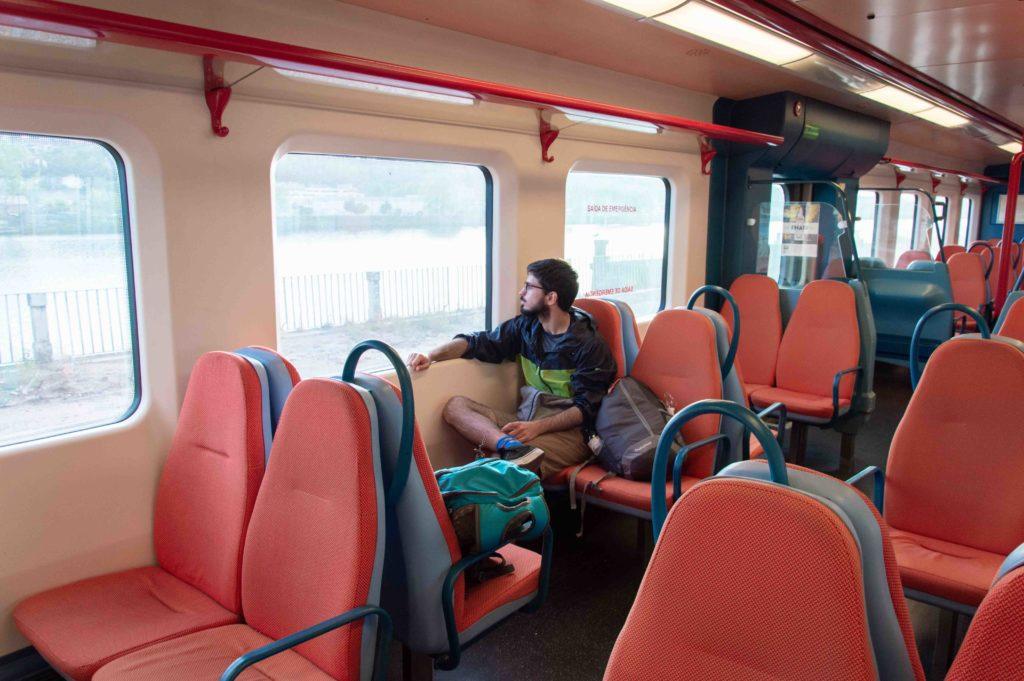 Ignazio Interrail Portogallo