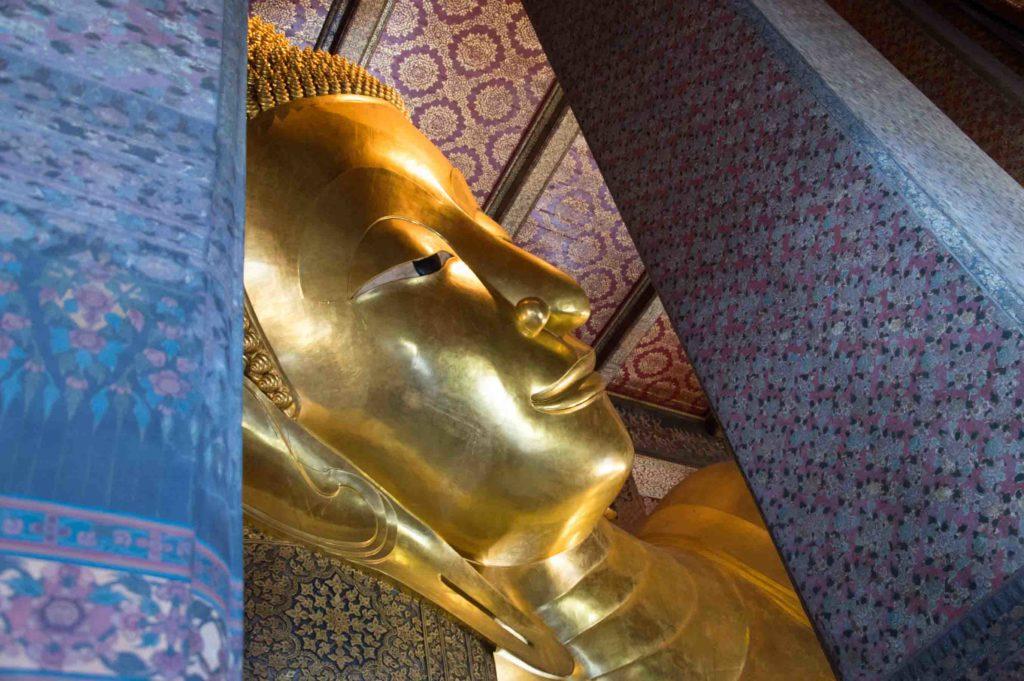Buddha reclinato