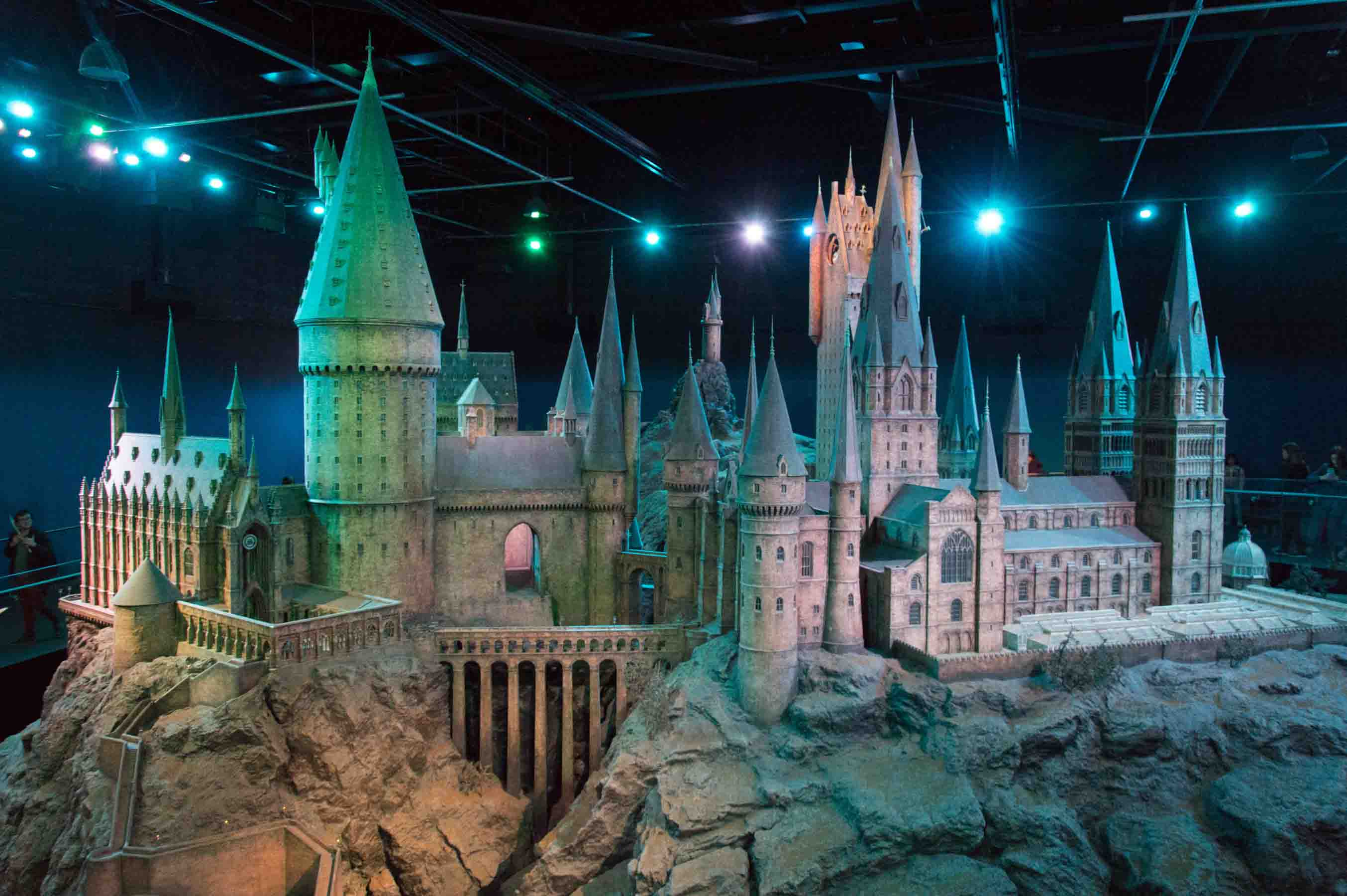 Hogwarts Warner Bros Studios