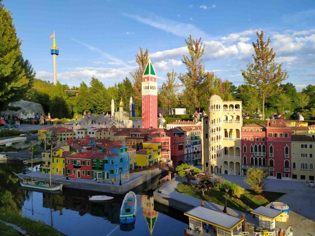 Miniland Venezia a Legoland Deutschland