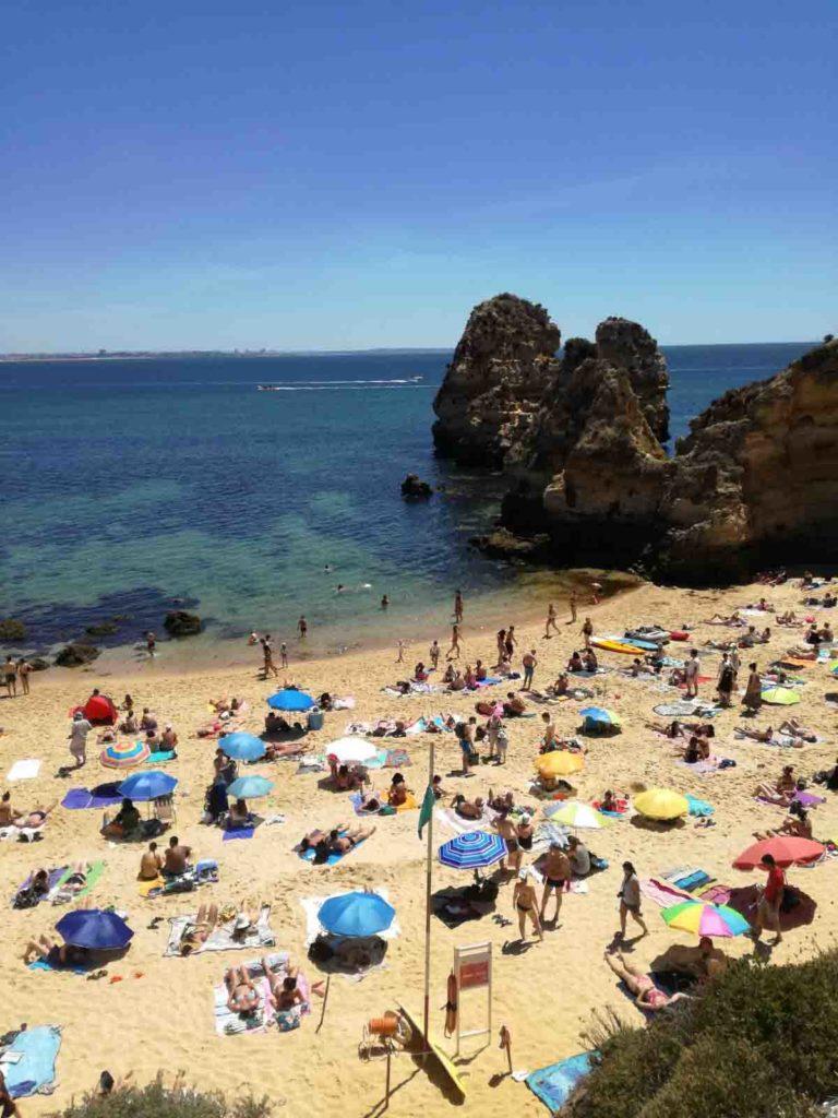 Praia do Camilo 2