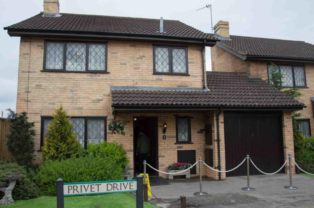 Privet drive Warner Bros Studios