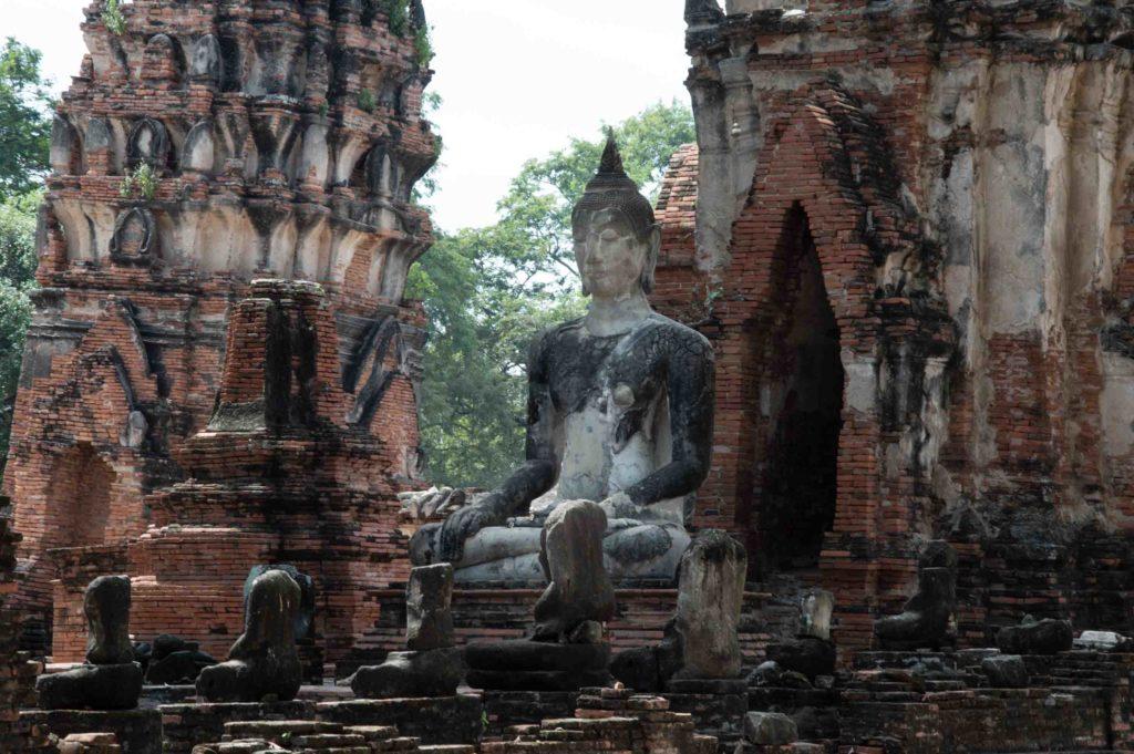 Ayutthaya - Parco