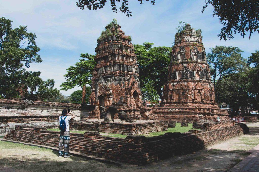 Ayutthaya - Sito storico