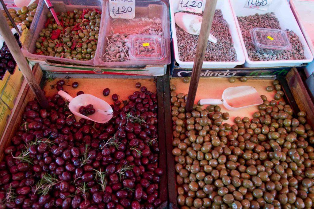 Olive - Mercato del Capo