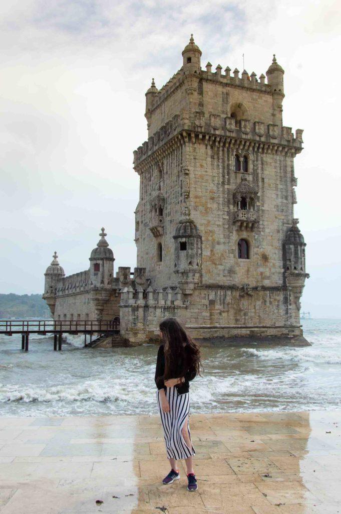Torre de Belem Lisbona