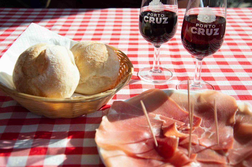 Degustazione vino Porto