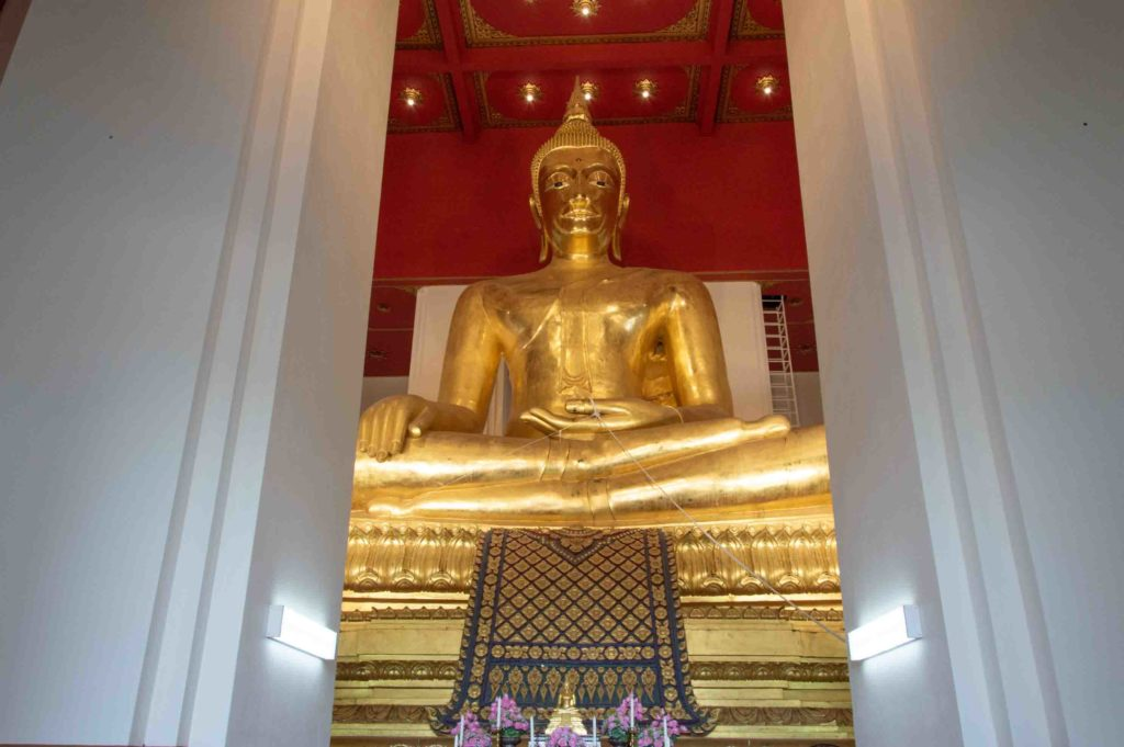 Wat Phra Mongkhon Bophit