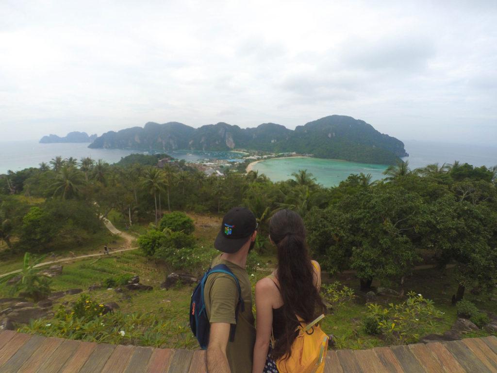 Punto panoramico Phi Phi Don