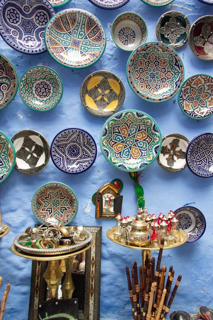 Ceramiche Chefchaouen