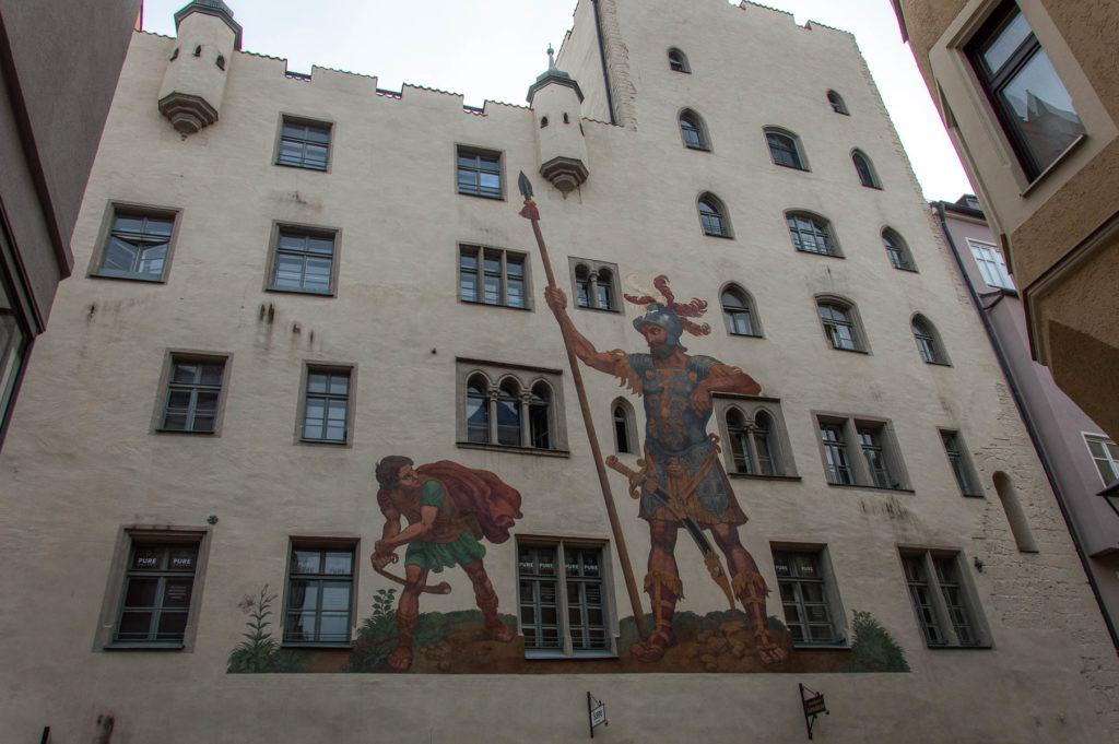 Goliathhaus Ratisbona