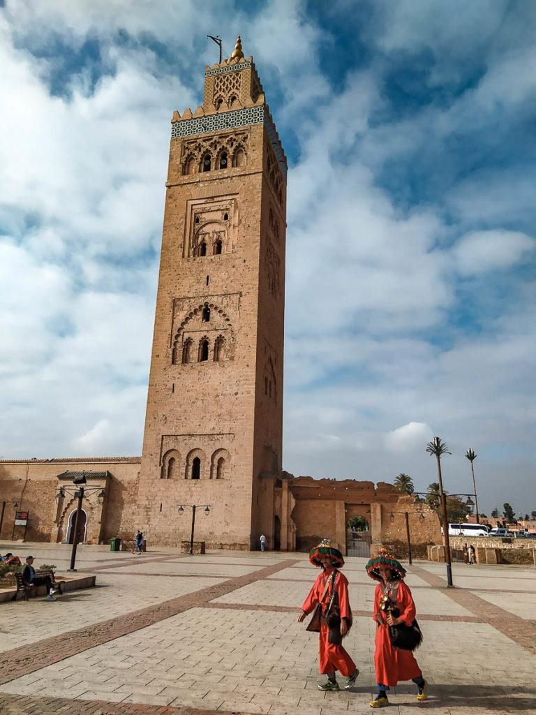 Moschea della Koutoubia Marrakech