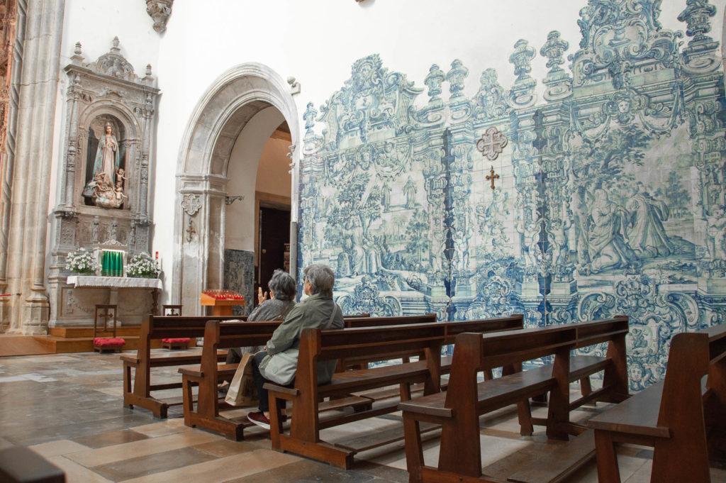 Igreja de Santa Cruz a Coimbra