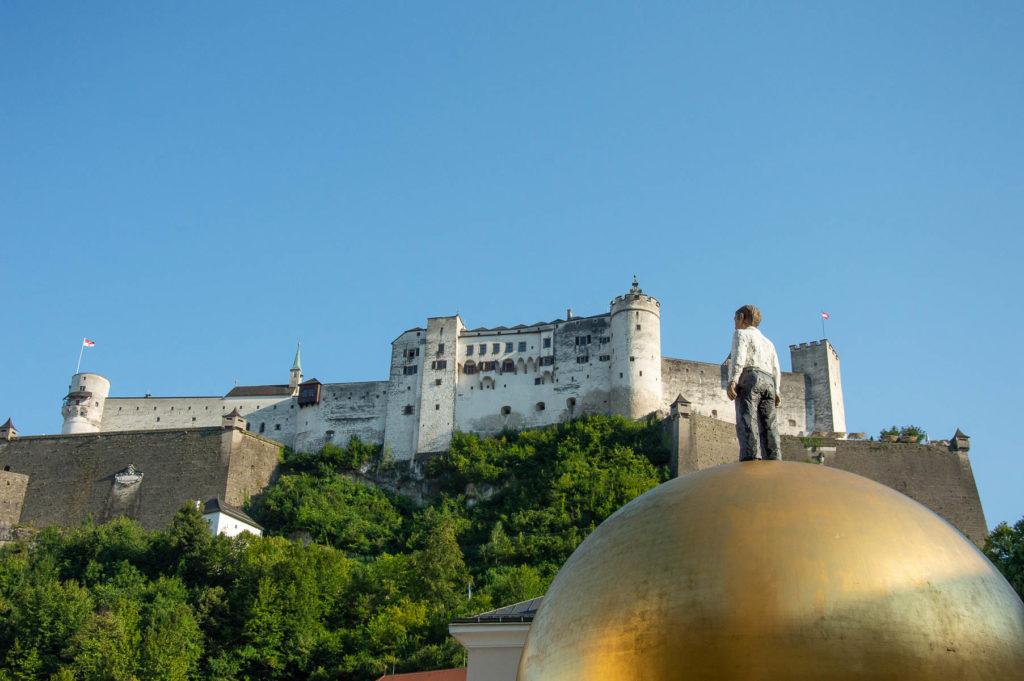 Fortezza Hohensalzburg a Salisburgo