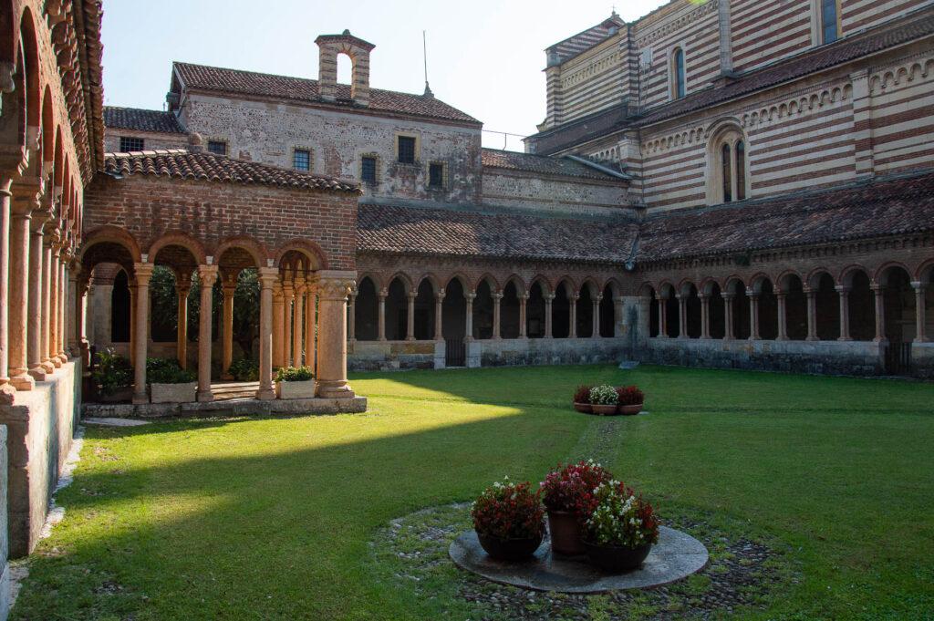 Chiostro di San Zeno a Verona