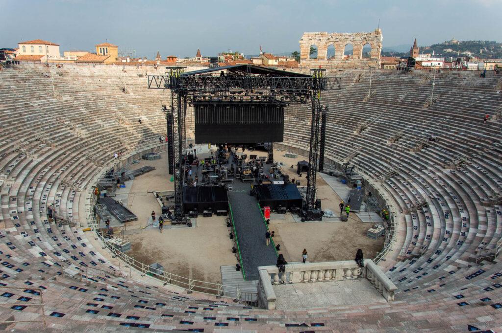 Interno-arena di-Verona