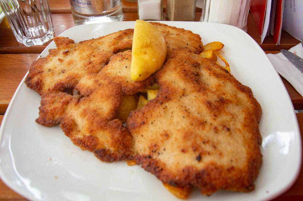 Schnitzel di Steinheil 16 a Monaco di Baviera