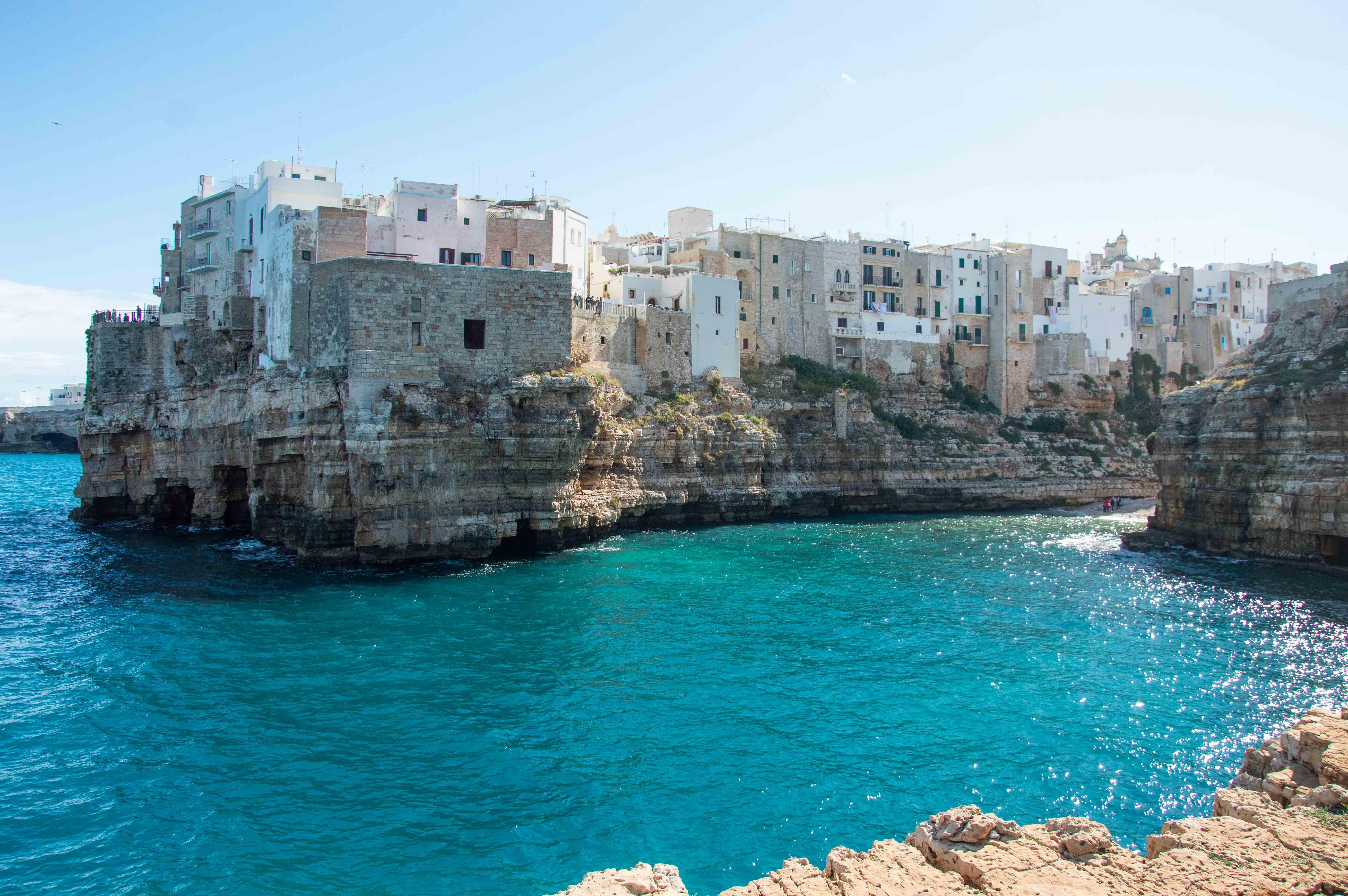 Itinerario per una settimana in Puglia