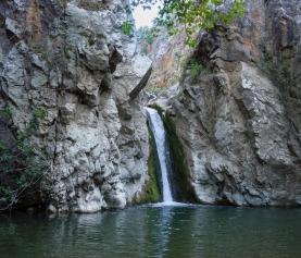 Cascate in provincia di Palermo: San Nicola e Le Due Rocche