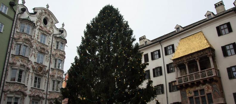 Innsbruck e i mercatini di Natale