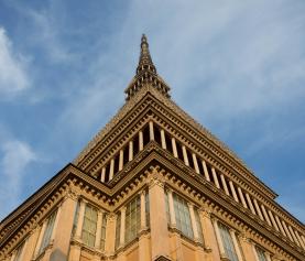 Torino, il Museo Nazionale del Cinema, la magia e lo stile Liberty