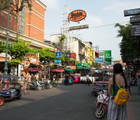 Khao San Road: la via più stravagante di Bangkok