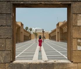 Gibellina: museo a cielo aperto