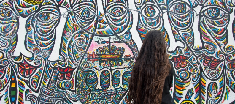 Il muro di Berlino: tra costruzioni e voragini
