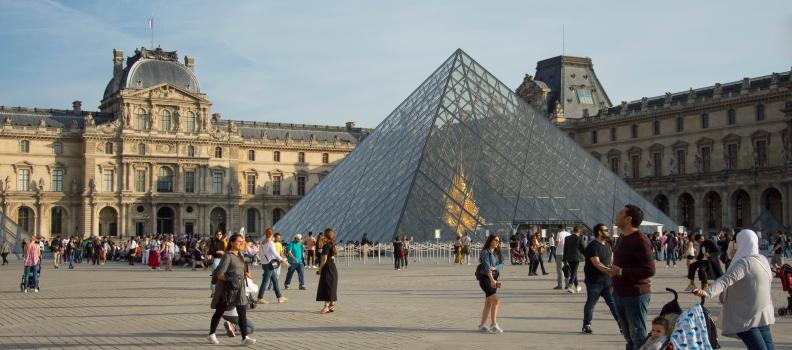 A proposito del Museo del Louvre e di come visitarlo senza fila